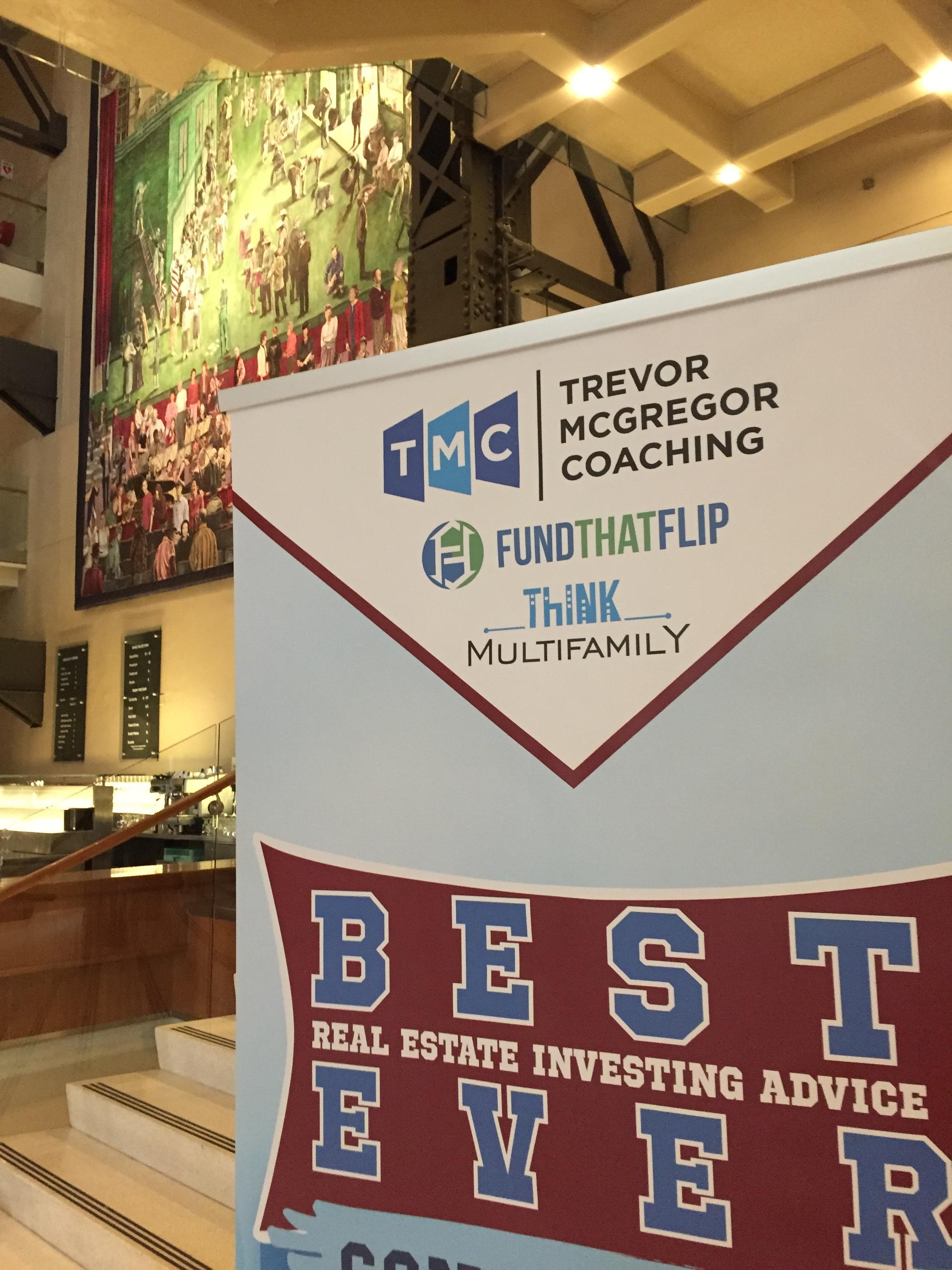 Fund That Flip sponsorship at Best Ever Conference
