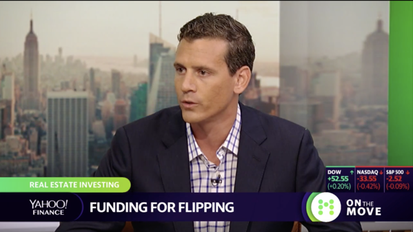 Fund That Flip CEO Matt Rodak on Yahoo Finance