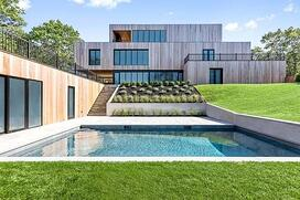 New houses in The Hamptons are often very extravagant. Though expensive, they can make for great investment opportunities.