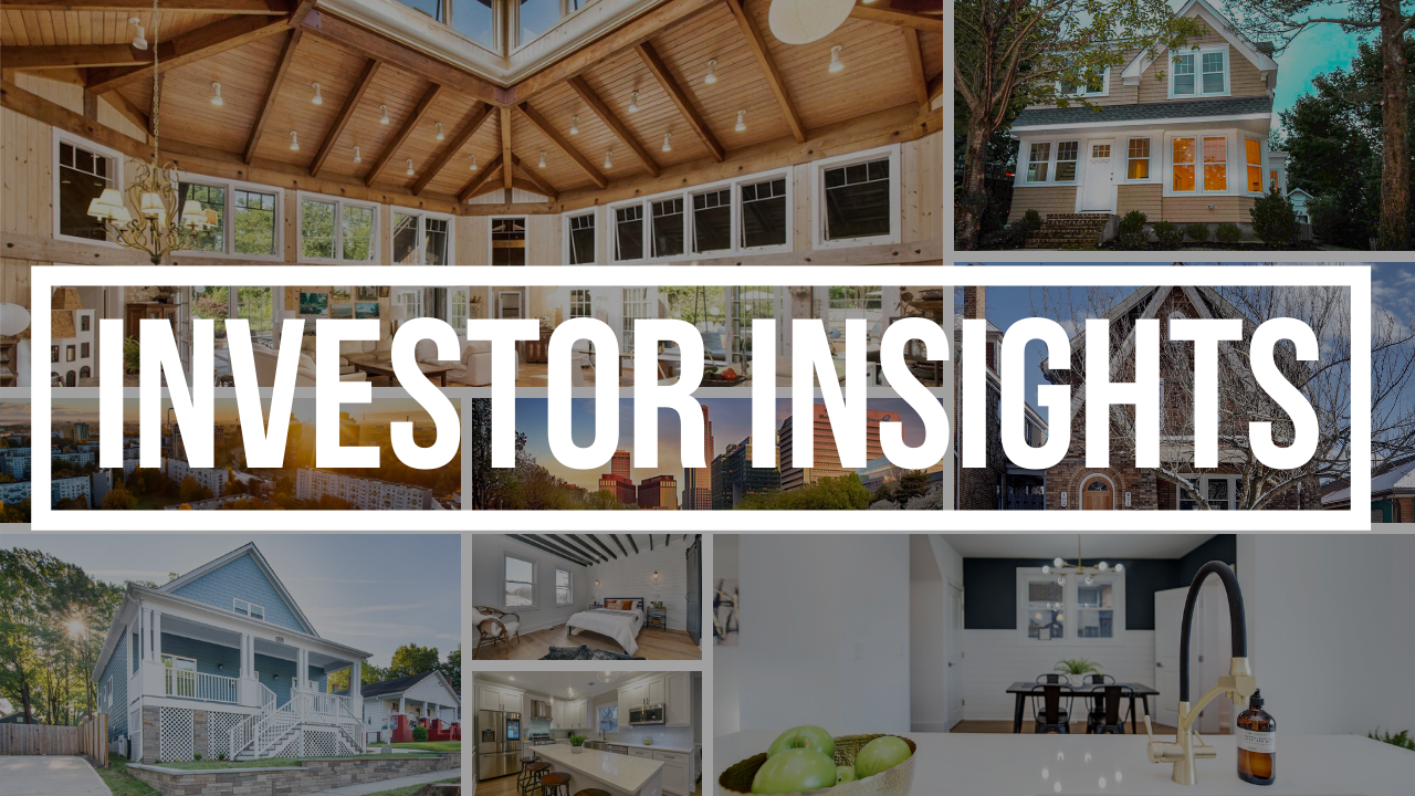 On this episode of Investor Insights, we give you a sneak peek of a condo conversion in Brooklyn, NY that is currently open for investment. Tune in now!