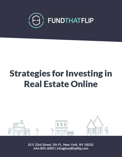 Strategies for investing in real estate online